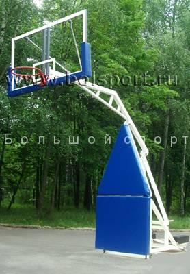 8fa50498 Стойка баскетбольная мобильная складная массовая » Купить в Москве ...