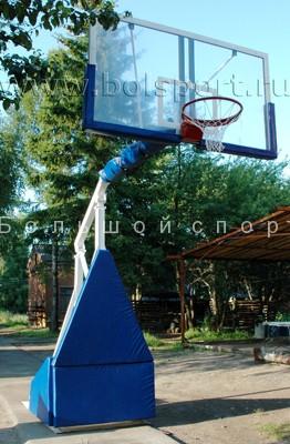 1bf00945 Гидравлический механизм подъема · Стойка для баскетбола мобильная складная,  игровая